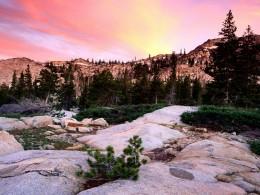Eldorado National Forest, California