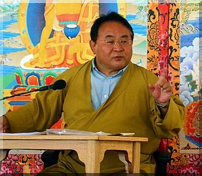Sogyal Rimpoche