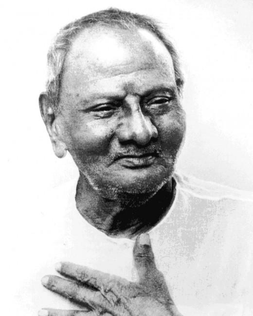 Sri Nisargadatta