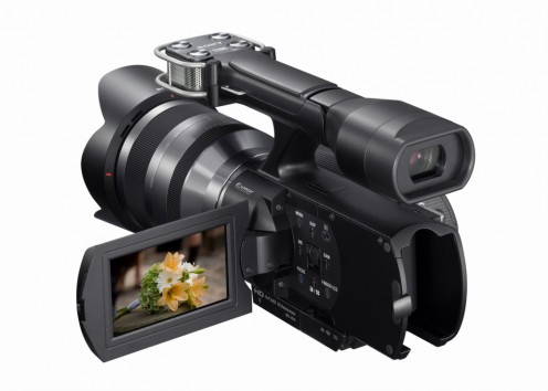 NEX-VG10 Handycam