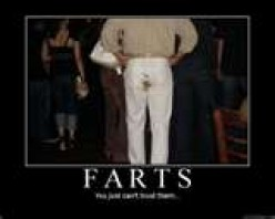 Smell the fart yet?