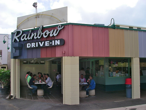Cheap, good and a local hangout for over 45 years.