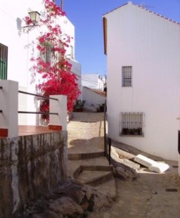 Casco Antiguo - the old part of town - is made up of narrow, winding streets