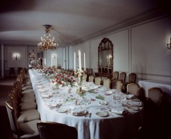 The Main Banquet Room.