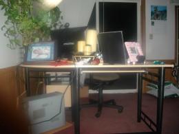 Memaws desk