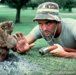 The Top Ten Golf Movies of All Time