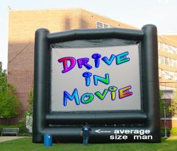 Drive In Movie, you say?  Don't mind if I do!