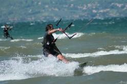 Kitesurfing in Cornwall