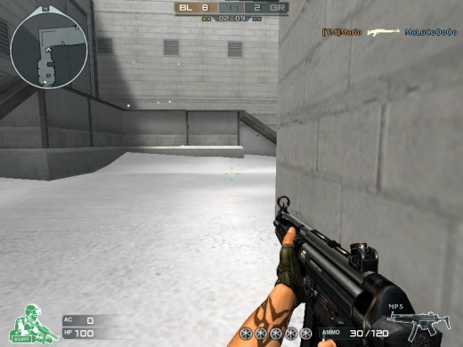 Multiplayer First Person Shooter Games