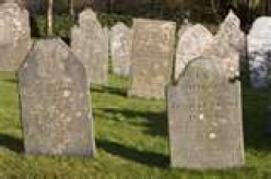 Halloween Headstones and outdoor decorating ideas