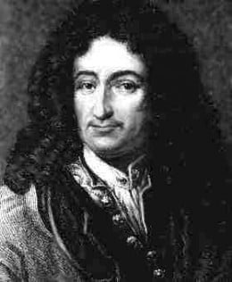 Besides his interest in Christian philosophy, Gottfried Wilhelm Leibniz (1646-1716) was one of the greatest mathematicians of western civilization.
