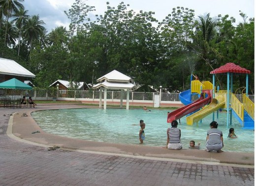 Dolores Tropicana Kiddie Swimming Pool