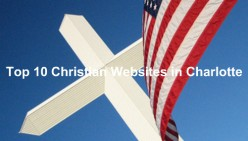 Top 10 useful Christian-oriented Internet websites in Charlotte