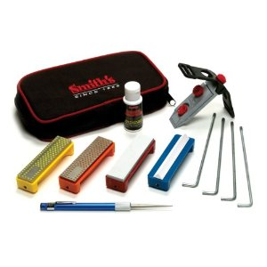 Smith's DFPK Diamond Precision Knife Sharpening Kit