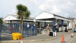 Newquay Cornwall Railway Station and Trains