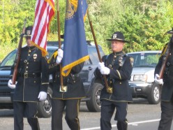 Welcome Home Parade for 41st Brigade, Tigard, OR