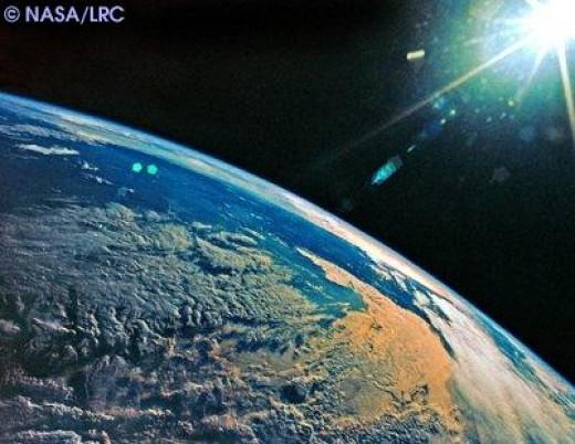 Photo by NASA/LRC