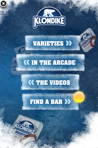The Klondike Ad Options