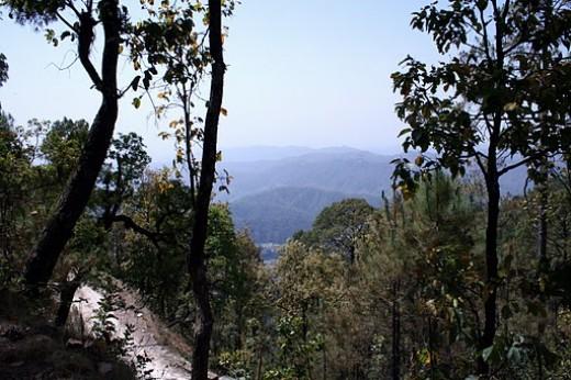 Discovering Lansdowne - best peaceful travel destination near Delhi