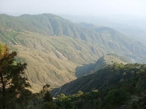 Lansdowne-Tadkeshwar trek