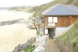 Windswept Cafe, Newquay