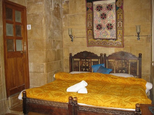 Rooms of Shahi Palace Hotel