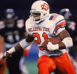Is Barry Sanders the Greatest Running Back of All Time?