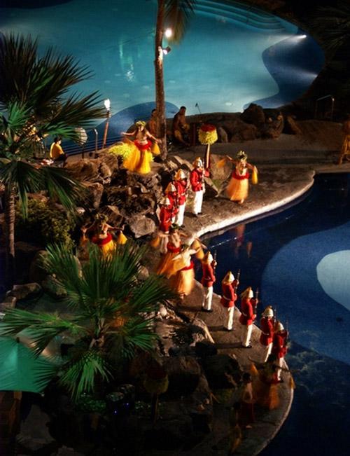 The Hilton Hawaiian Village Luau
