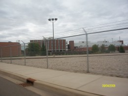 The Kellogg factory