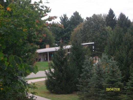 'Jetson' house