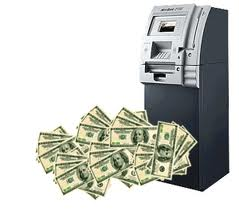 Your free Gigbucks account may become your virtual ATM!