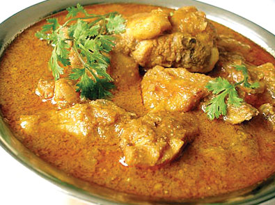 This is one of the most delicious Chicken Curries that I have ever tasted. For a extra special treat serve over Jasmine Rice.