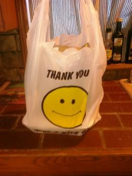Very nice bag of all the food