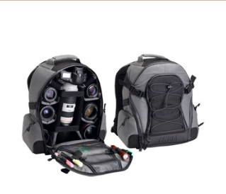 Mini Backpack for Photographers