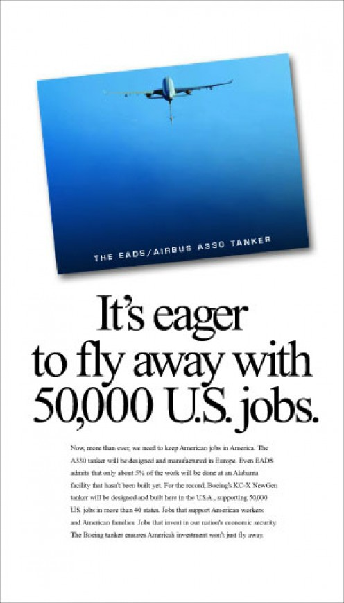 50,000 Jobs at Stake