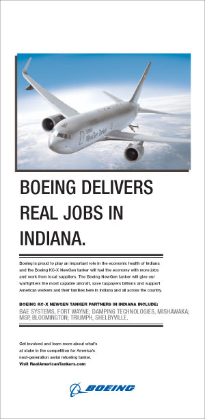 Boeing Delivers Real Jobs in Indiana