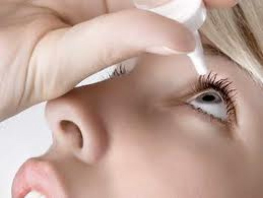 Contact Lens for Dry Eyes