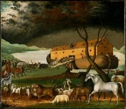 Bible Answers: If Noah's Flood Happened, Why Did it Happen?, Seekyt