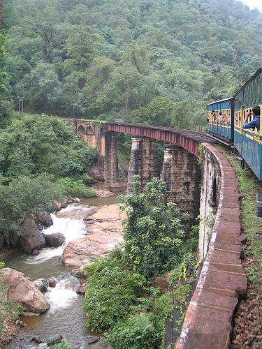 Nilgiris Heritage Train