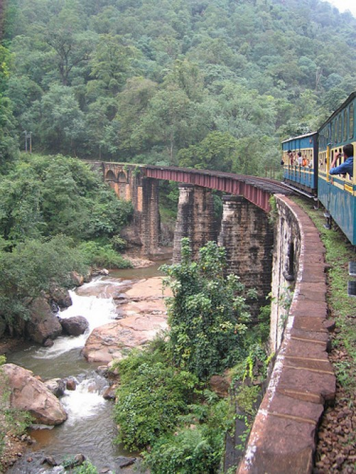 Nilgiris Heritage Train