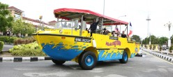 Duck Tour Adventure in Historical City Malacca (Melaka)- a UNESCO World Heritage Site Not To Be Missed