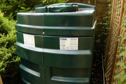 Try to Hide Large Ugly Objects in the Garden with Screening Plants