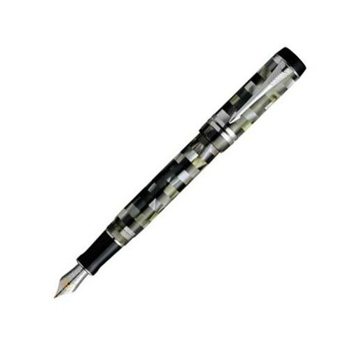 Parker Duofold Mosaic Fountain Pen