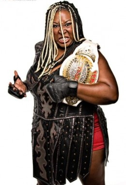 TNA Knockout,Awesome Kong