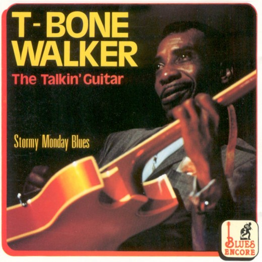 T-BONE WALKER THE COMPOSER OF 'STORMY MONDAY'