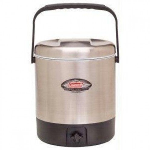 Coleman Stainless Steel Beverage Cooler (5-Gallon)