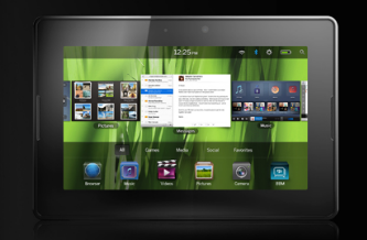 Multi-touch screen means everything at your fingertips...