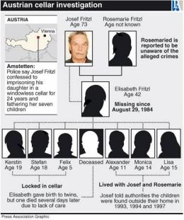 findings of Austrian cellar investigation
