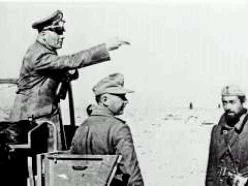Rommel and the Afrika Korps