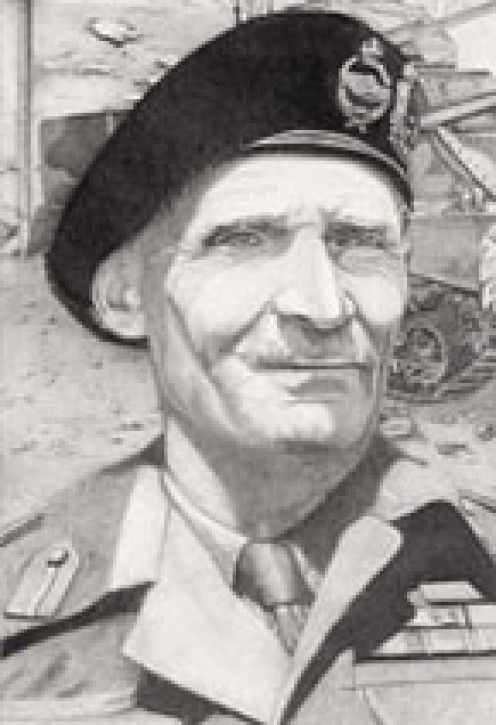 Bernard 'Monty' Montgomery